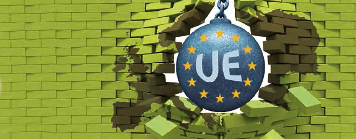 La Commissione UE tradisce l'Europa con l'arbitrio e la mania di grandezza