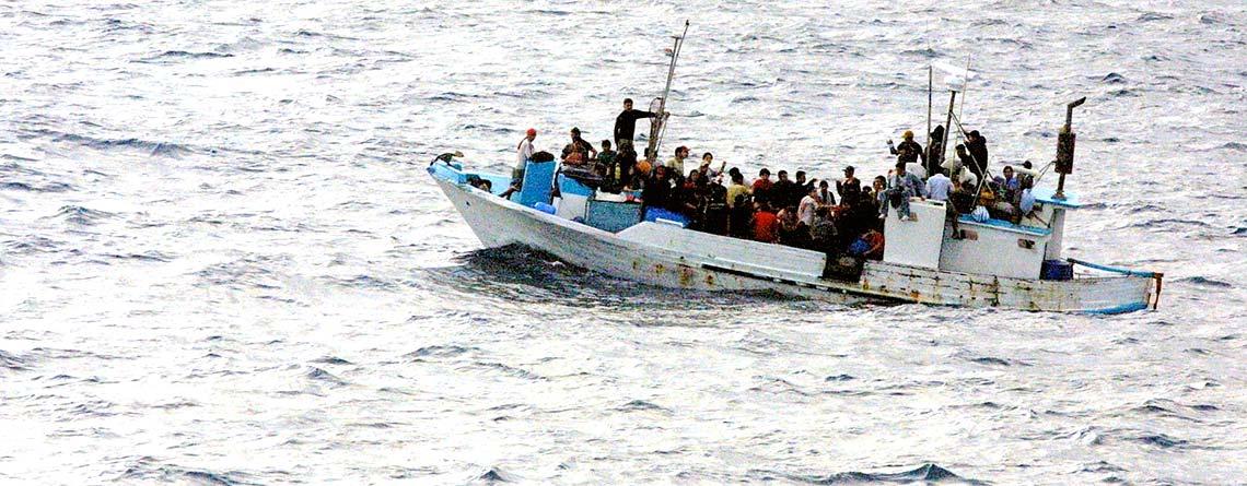 Bootsflüchtlinge: EU scheint Italien alleine zu lassen