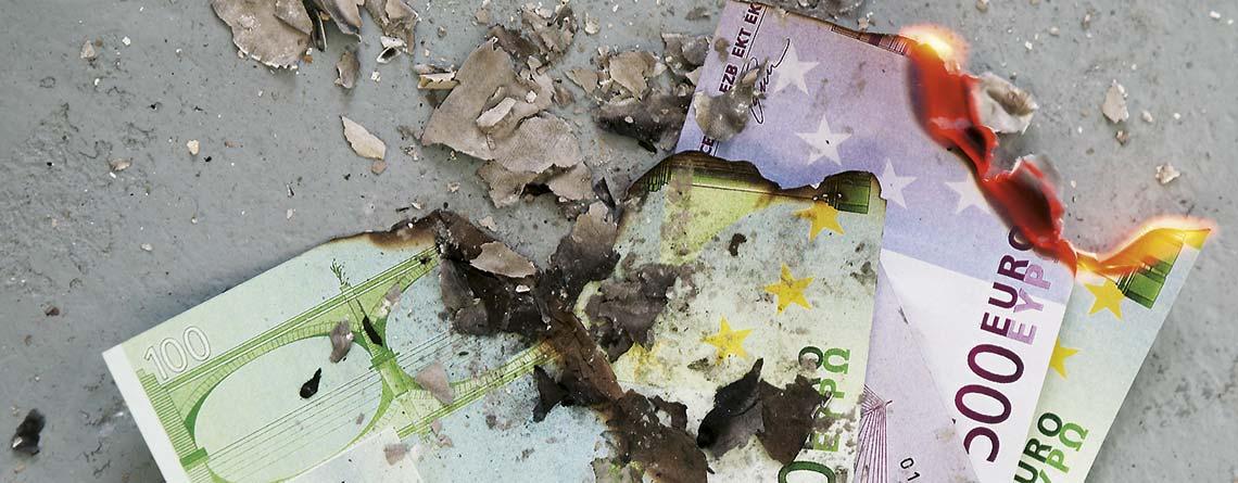 «Die Eurokrise meldet sich mit Wucht zurück»