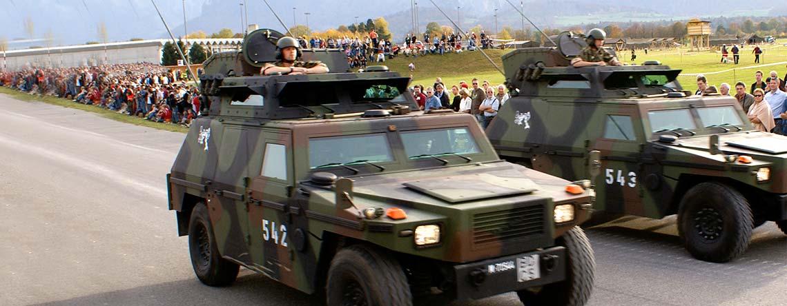 Unnötige Änderung der Militärgesetzgebung