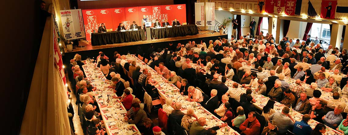 AUNS-Mitgliederversammlung