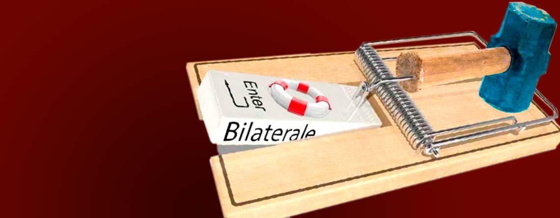Bilateraler Weg oder EU-Rahmenvertrag?