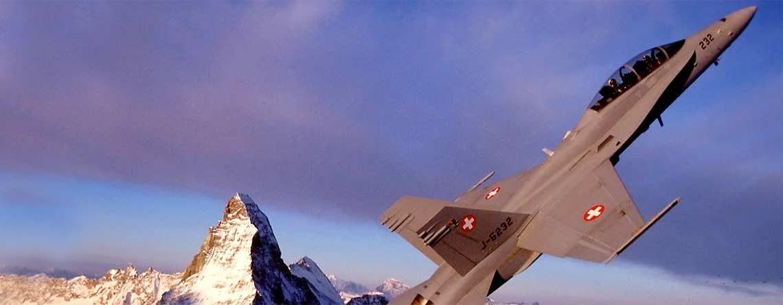 Ja zur Schweizer Luftwaffe