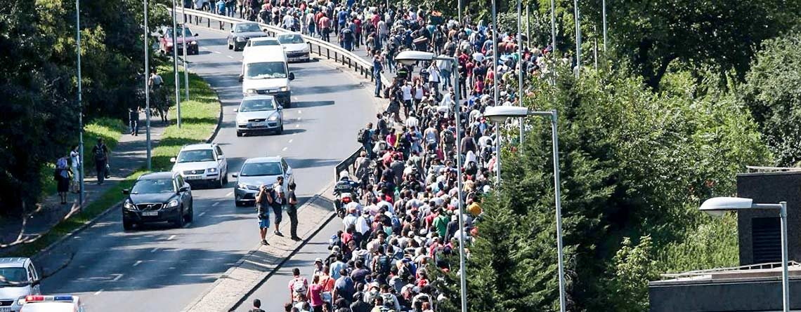 Flüchtlings-Obergrenze: Befehlen bald nur noch die EU-Herrscher?