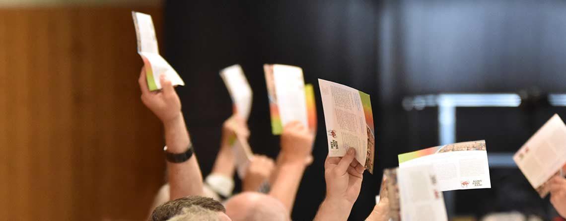 Mitgliederversammlung AUNS: Treffpunkt der Freiheit, direkten Demokratie und Neutralität