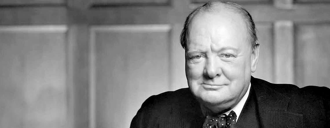 Churchill als Beispiel: Immer wieder ein AWOL machen, liebes Bundesbern