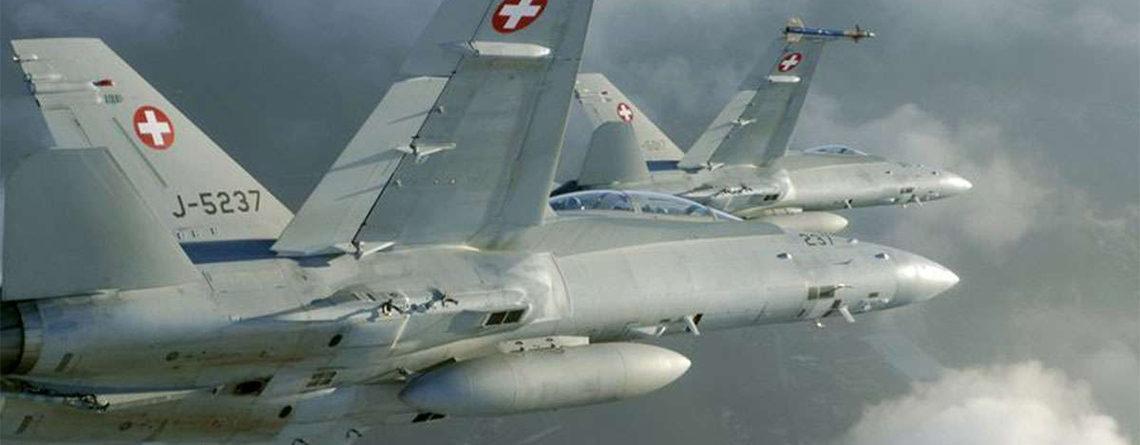 Höchste Zeit, Lücken bei der Luftwaffe zu beheben