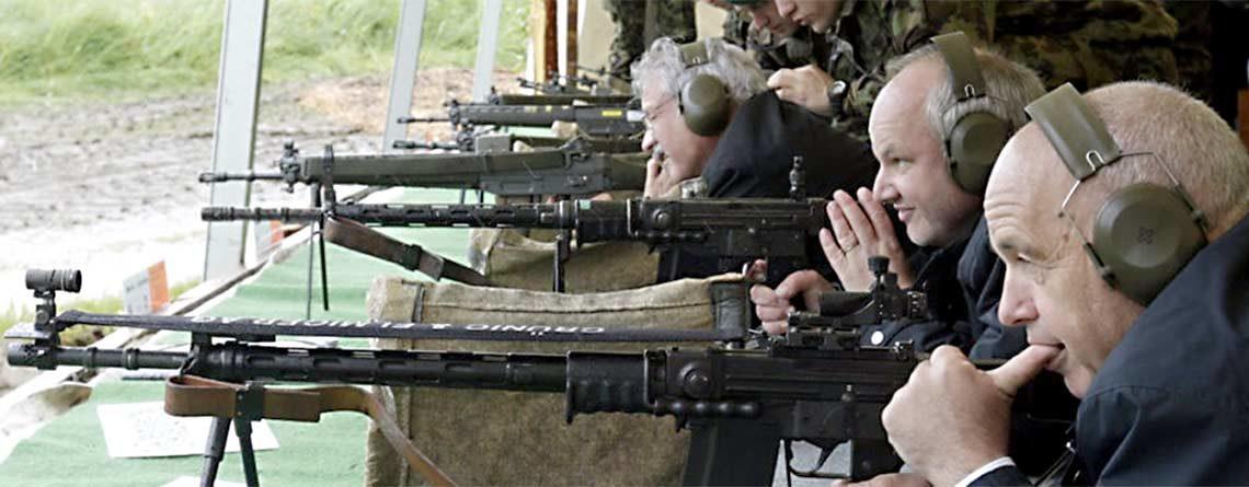 Gegen EU-Waffendiktat: Jetzt Referendum unterschreiben