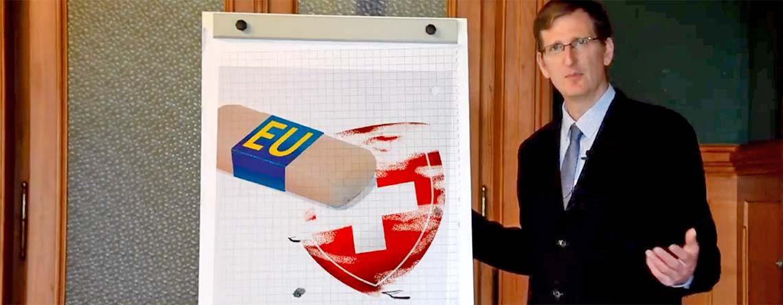 Souveränität abgeben, nur um sich mit der EU zu arrangieren?