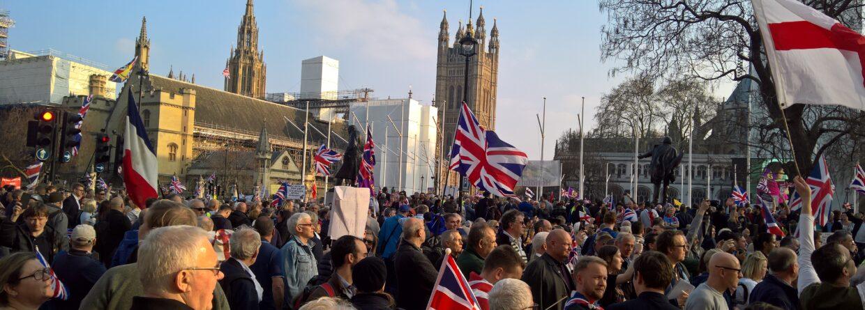 UK stärkt Kampf für Eigenständigkeit.