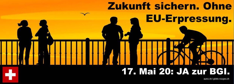 1 Million Zuwanderer in den letzten 13 Jahren und die Personenfreizügigkeit geht weiter – wir wollen keine 10-Millionen-Schweiz!
