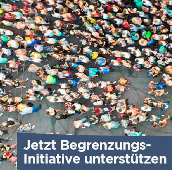 Banner Begrenzungs-Initiative unterstützen